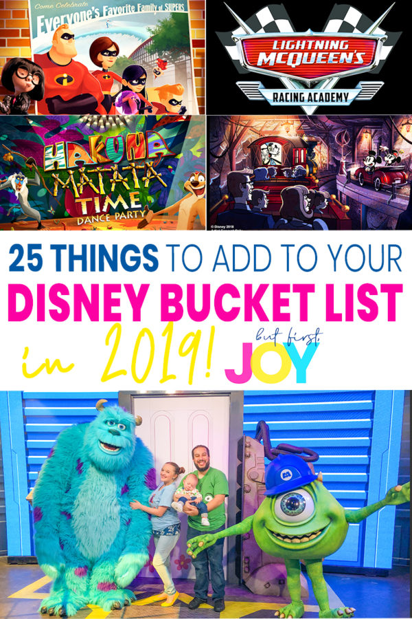 25 magical new things to do at Disney in 2019