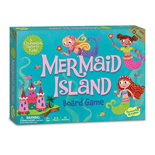 mermaid board game