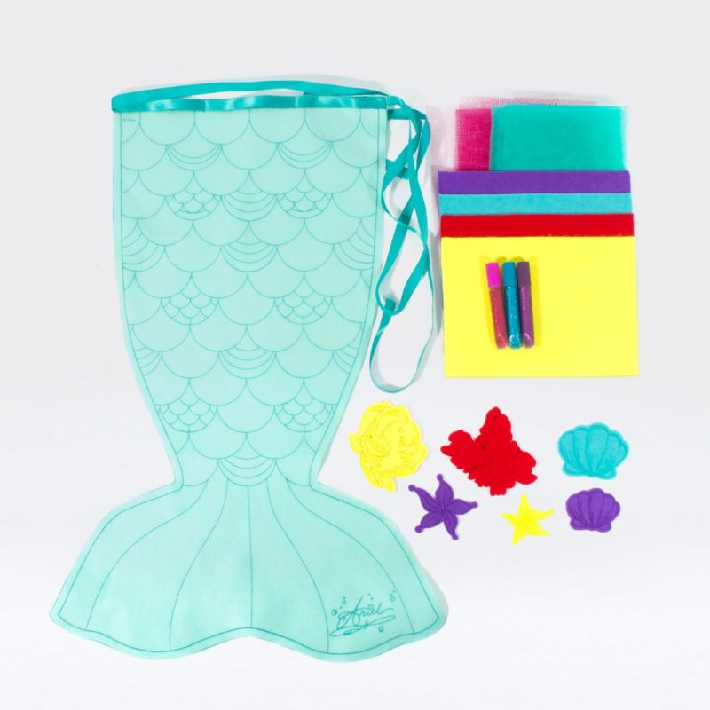 mermaid tail kit on amazon