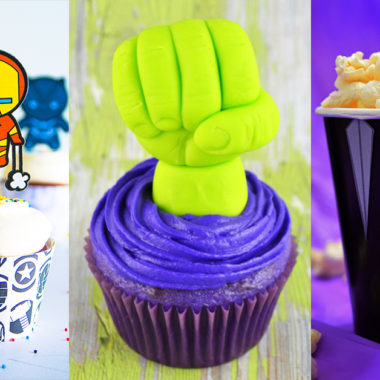 25+ Marvel Avengers Party Ideas + Avengers: Endgame Giveaway