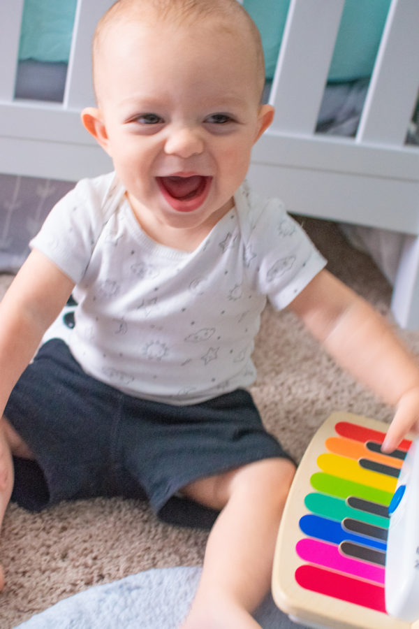 how music impacts child development
