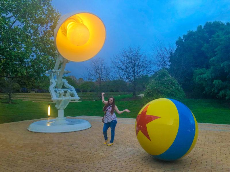 Pixar Studios Tour Photos