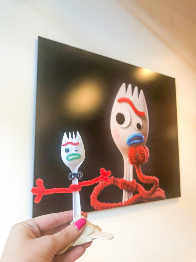 Who is Forky?