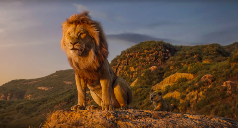 The Lion King Live Action Trailer