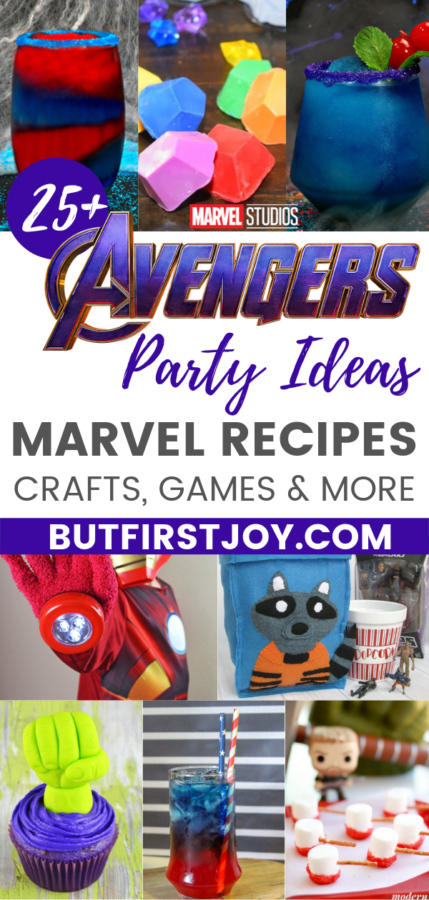 avengers party ideas 2019