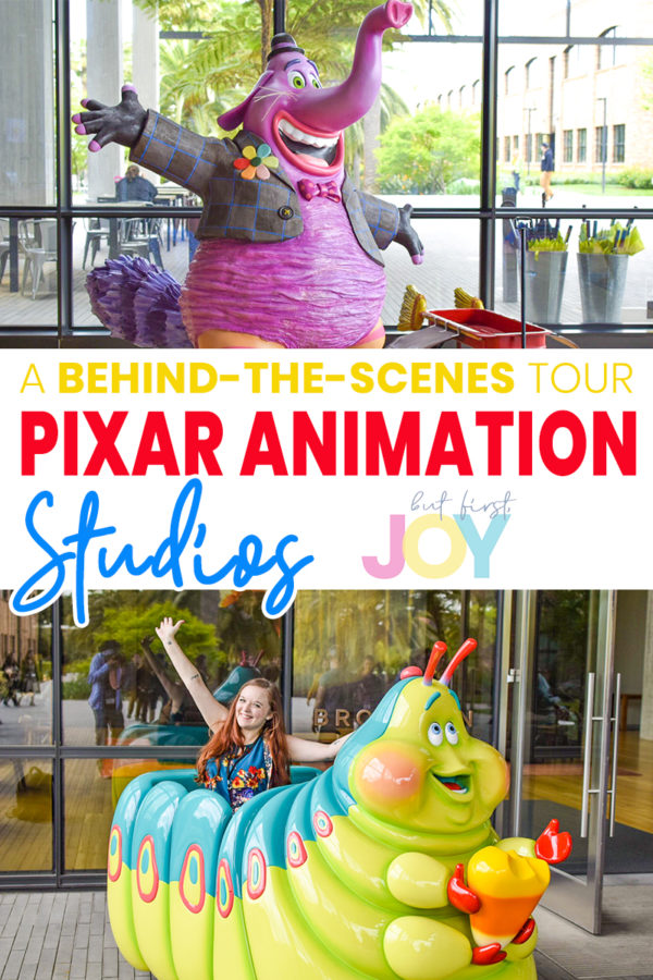 After my Pixar Animation Studios tour and my experience at the studio, I just had to share about this once-in-a-lifetime experience with all of you.