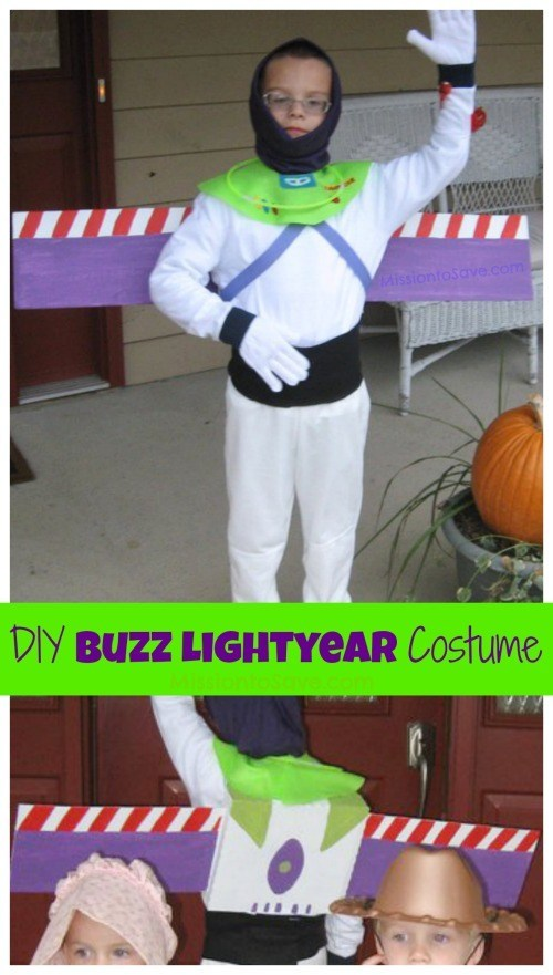 toy story 4 diy costume