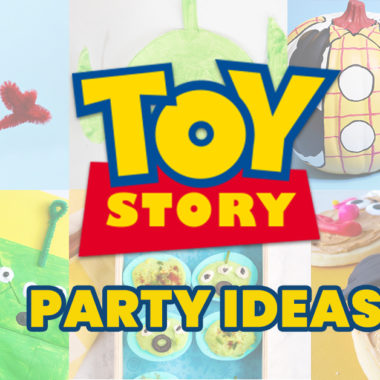 20+ Toy Story Party Ideas – The ULTIMATE Guide of crafts, recipes, games, & more!