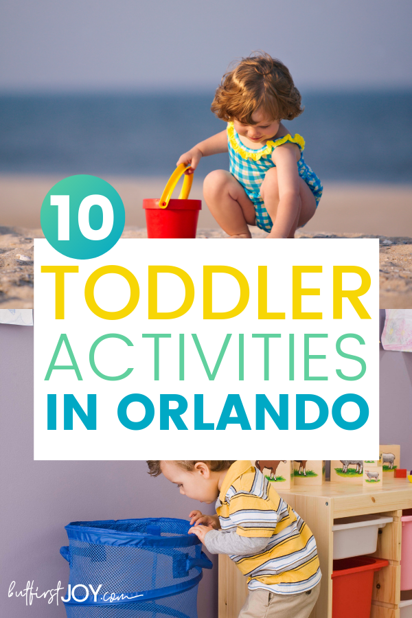 toddler activities in orlando