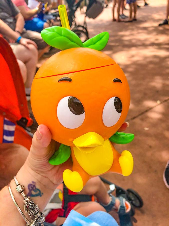 Epcot Orange Bird Cup