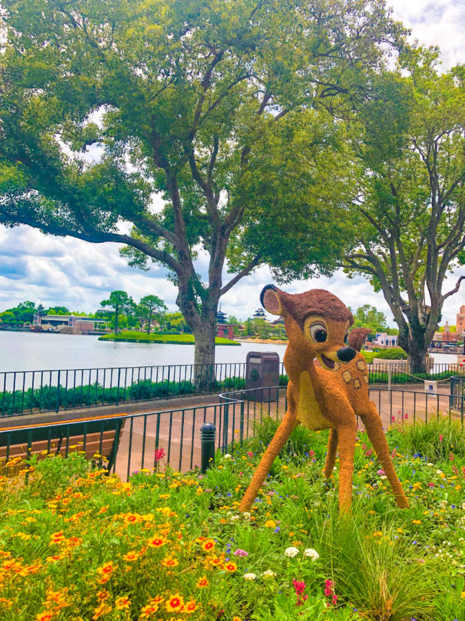 BAMBI at Epcot