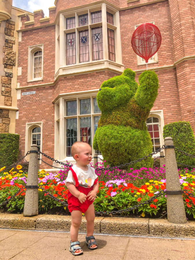 2019 Epcot Internation Flower & Garden Festival