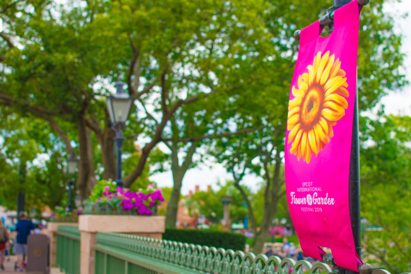 Epcot Flower & Garden Merch
