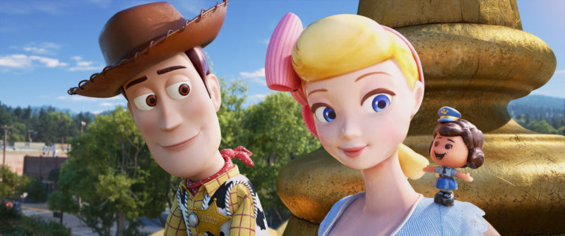 10 Reasons Bo Peep is a great animated female role model in Toy Story 4