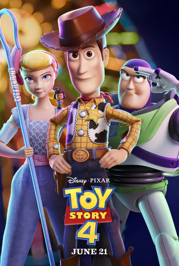 newest Toy Story 4 poster