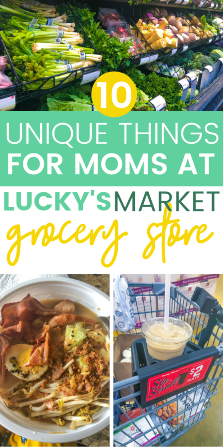 Lucky's Market Grocery Store Review