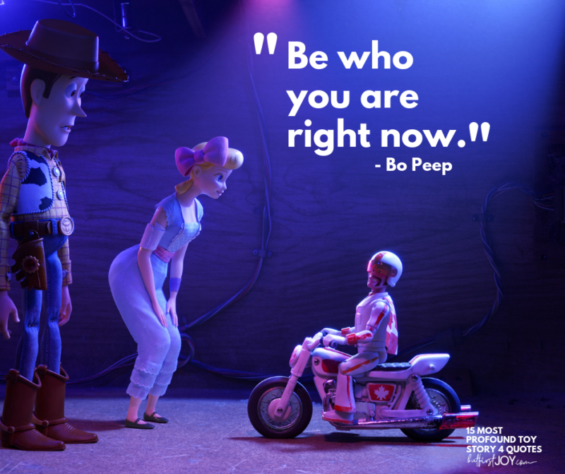 bo peep quotes toy story 4