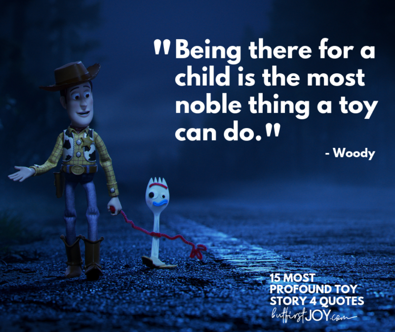 best woody toy story 4 quotes