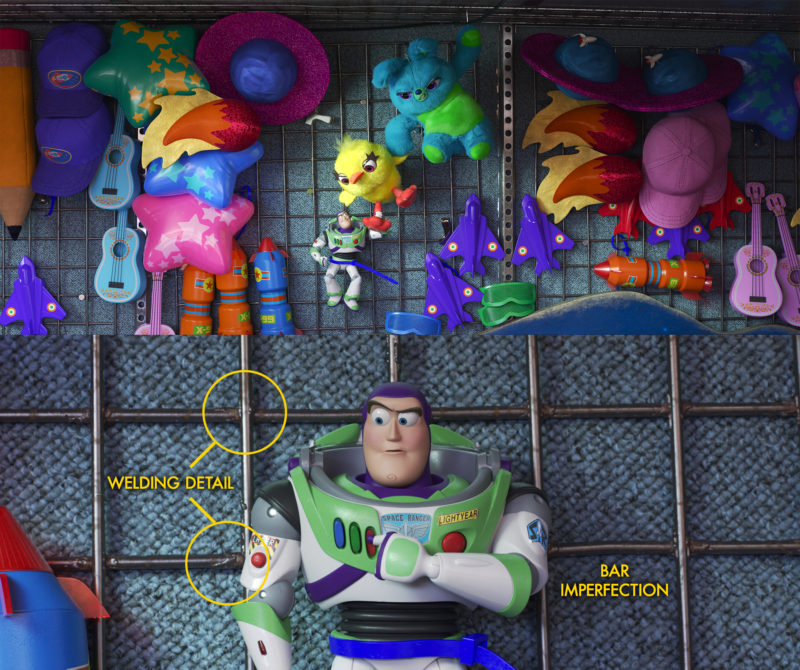 toy story 4 details