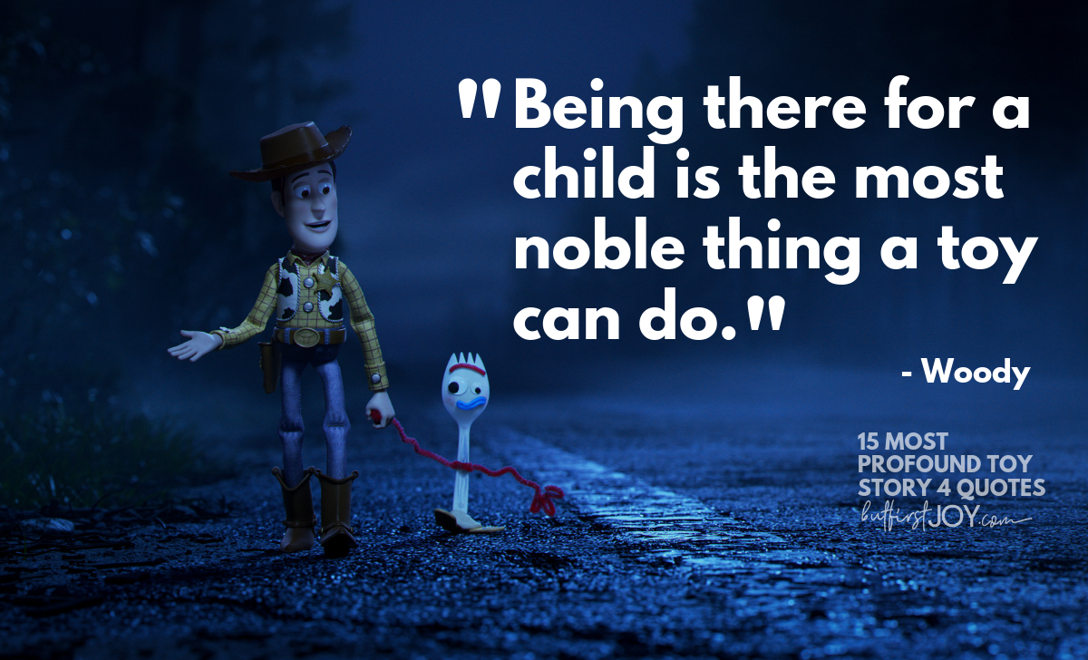 16 Most Profound Toy Story 4 Quotes Review Spoiler Free