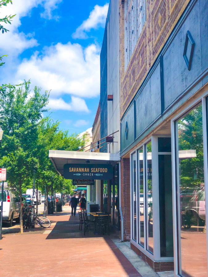 best places to eat in Savannah GA
