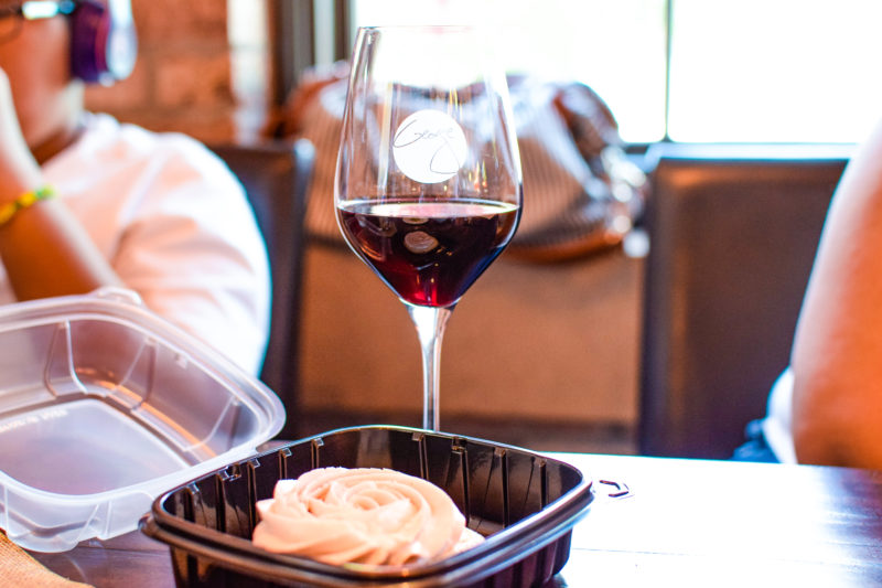 Wine bar george review