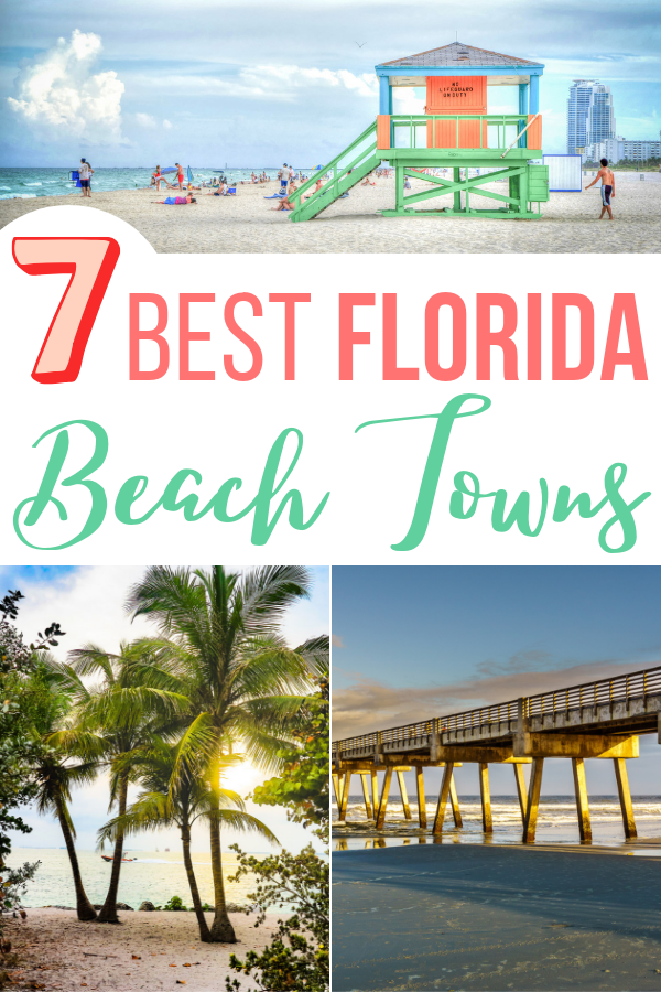 best florida beach towns to live