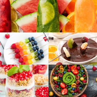 5 Delicious Ways To Use Summer Fruits – with 16 recipes!