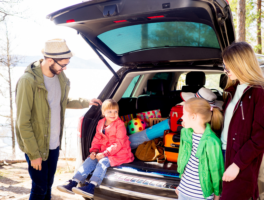 This family road trip essentials and DIY Road Trip Snack Box that will make your trip more about the journey than the destination.