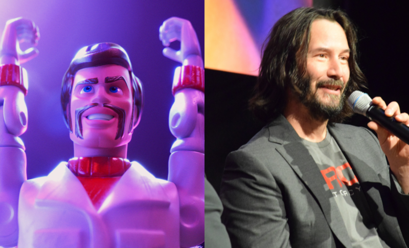 keanu reeves is duke caboom