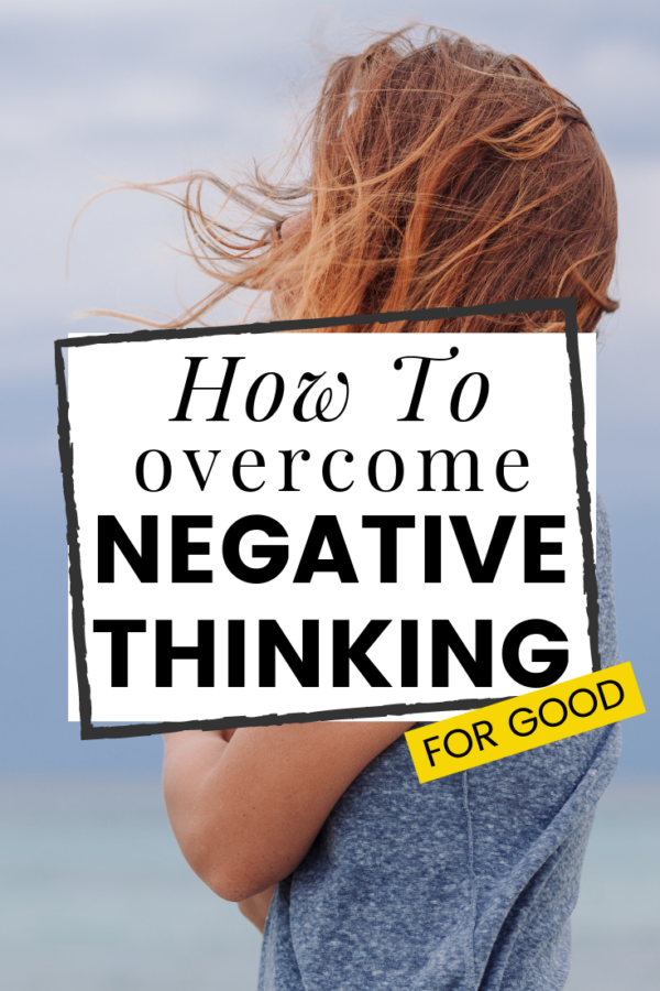 Learning how to overcome negative thinking can be done by identifying stressors and using effective tools to find joy in everyday things.