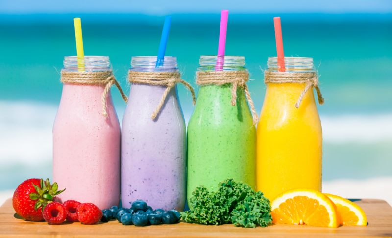 best summer smoothies