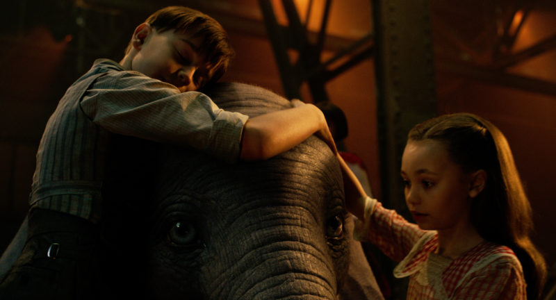 These are the most inspirational live-action Dumbo Quotes from the 2019 movie. These quotes are relatable, emotional, and profound!