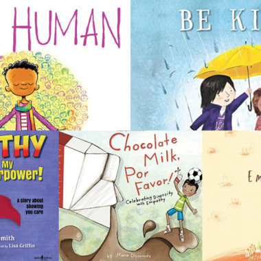 15 Empathy Books for Children for Understanding Feelings