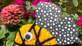 Yarn Bumble Bees