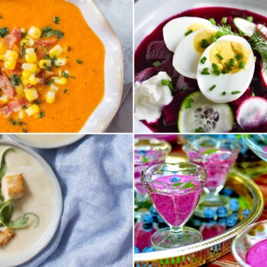 15 Best Cold Summer Soup Recipes