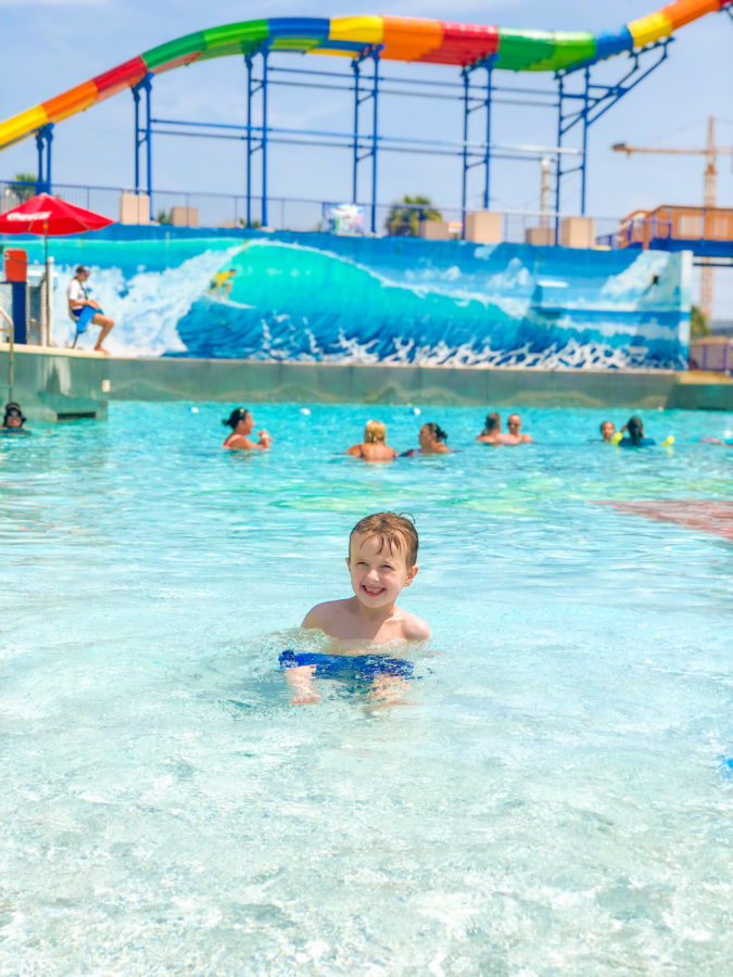 If you've ever wondered what the best Florida water park is then I've got your answer: Daytona Lagoon. This park has something for the entire family.