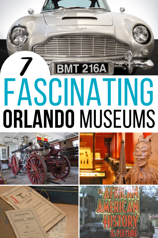 Are you looking for new ways to explore the city of Orlando? This visitor's guide includes the most interesting Orlando museums to visit for history and education.