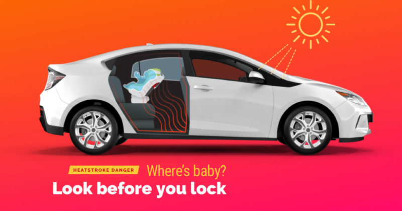 With temps rising, it's vital that we take advantages of any tips to keep children cool in the car. This will prevent serious and fatal injuries to kids.