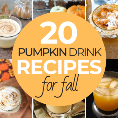 20 Tasty Pumpkin Drink Recipes To Make This Fall