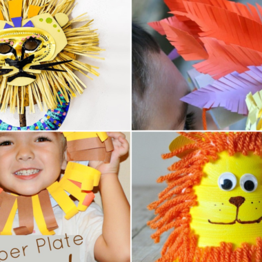 the lion king kids crafts