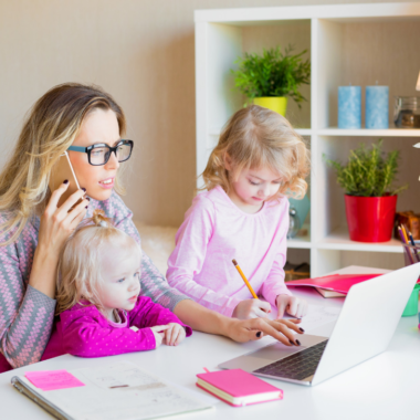 Are you a mom looking to make a little cash from home? So am I! These are the top work from home jobs for moms who want to stay at home with her children.
