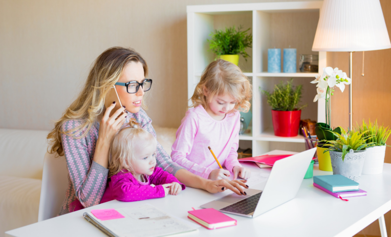 50 Work From Home Jobs For Moms That Actually Pay But First Joy