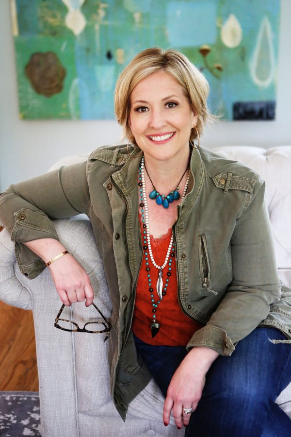Brene Brown - Photo By Maile Wilson