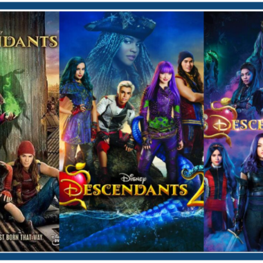 Best Disney Descendants Gifts for Super Fans + 3 Movie DVD Giveaway
