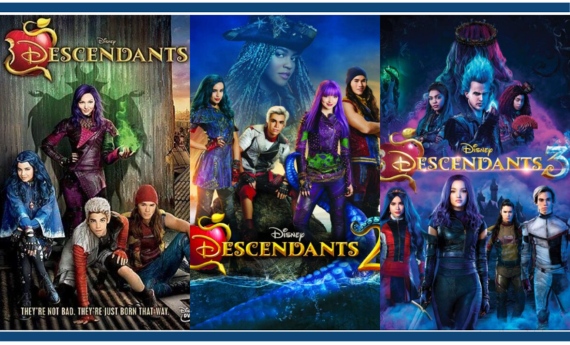Disney Descendants Gift Ideas and DVD Giveaway