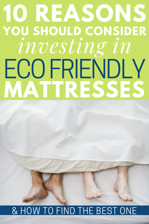 Are you mattress shopping and wondering where to begin? I recommend looking into Eco Friendly mattresses and here's why.