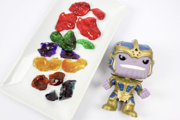 Infinity Stones Rock Candy