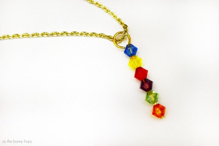 Avengers: Infinity War-Inspired Infinity Stone Necklace
