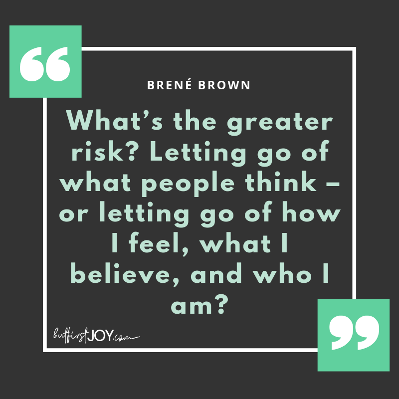 Inspirational Brene Brown Quotes on Risk Taking